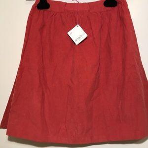 Other - Anais & I Girls Corduroy skirt